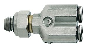 SWIVEL 'Y' CONNECTOR