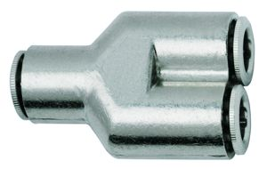 EQUAL 'Y' CONNECTOR