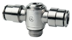 DOUBLE BANJO CONNECTOR with o-ring