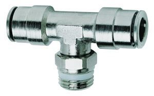 SWIVEL BRANCH TEE with sealing ring