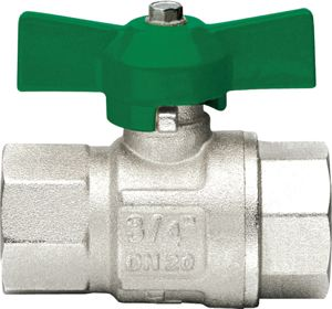 GREEN® FULL FLOW 'T' HANDLE