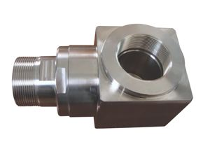 "PARKAIR ISO B - 90"" SWIVEL JOINT"