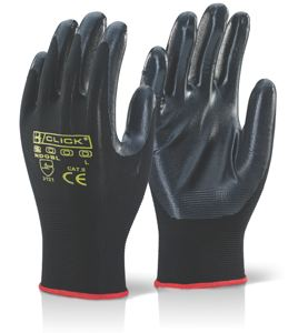 NITE STAR BLACK GLOVES