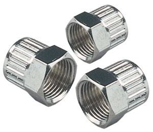 FERRULESS POLYTUBE FITTING NUTS