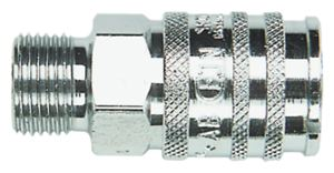 CEJN SERIES 322 - MALE THREAD VALVED