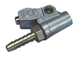 CLOSED END TWIN VALVE CONNECTORS