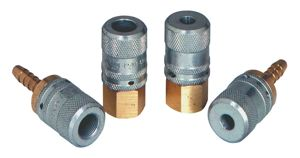 TYRE VALVE CONNECTORS