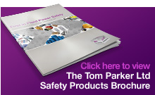 Tom Parker Safety Brochure