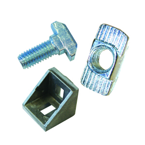 Alusic Aluminium Profile Accessories | Ring Main Systems
