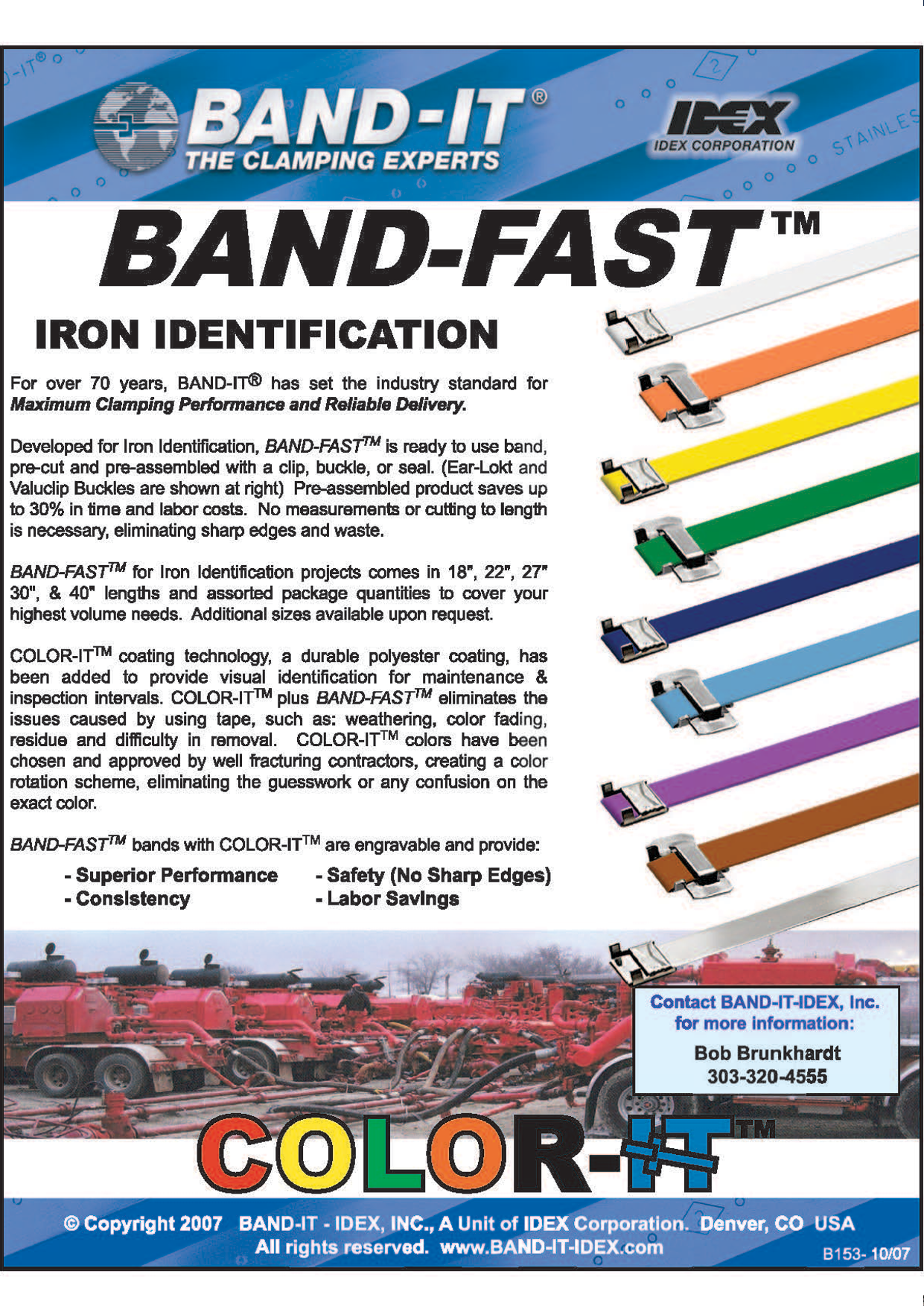 Band-Fast Oil and Gas