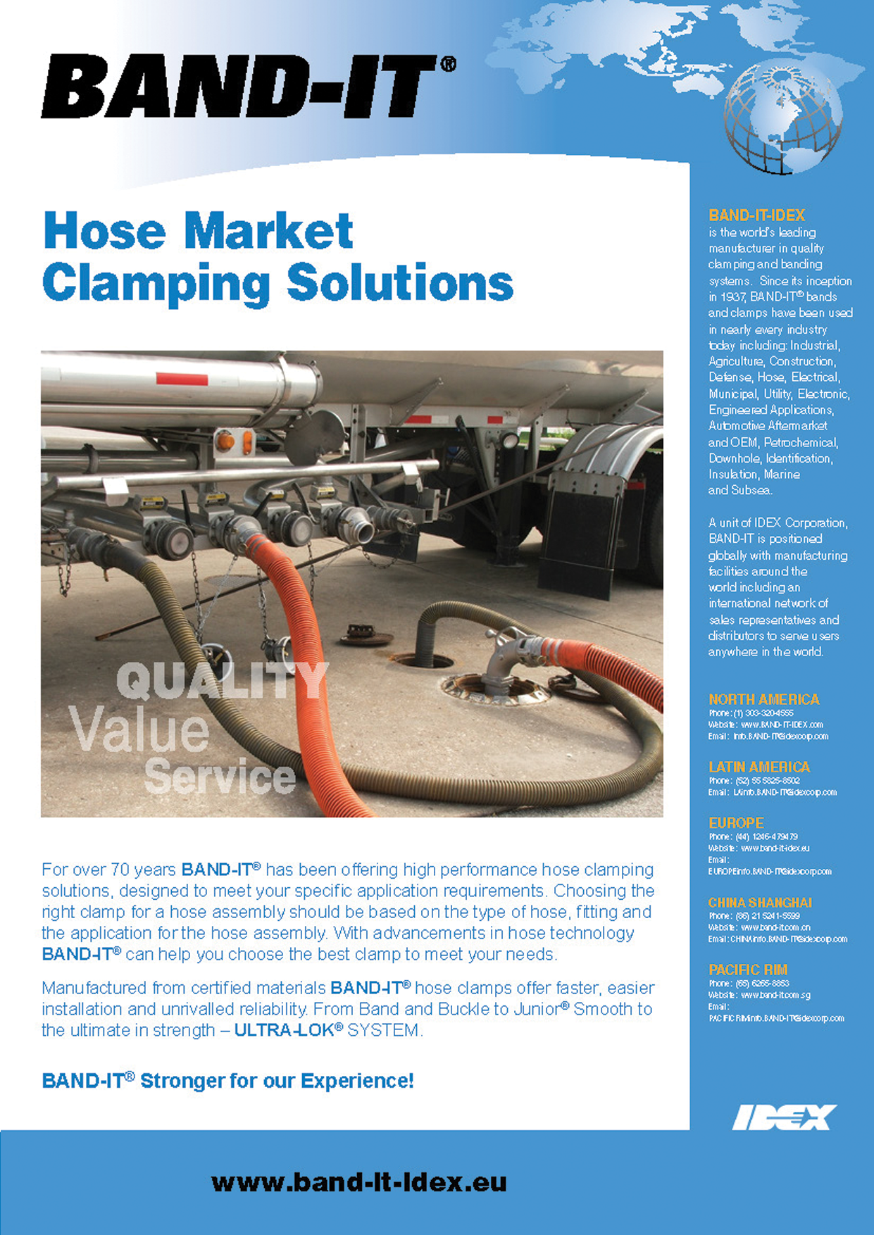 Hose Market Brochure