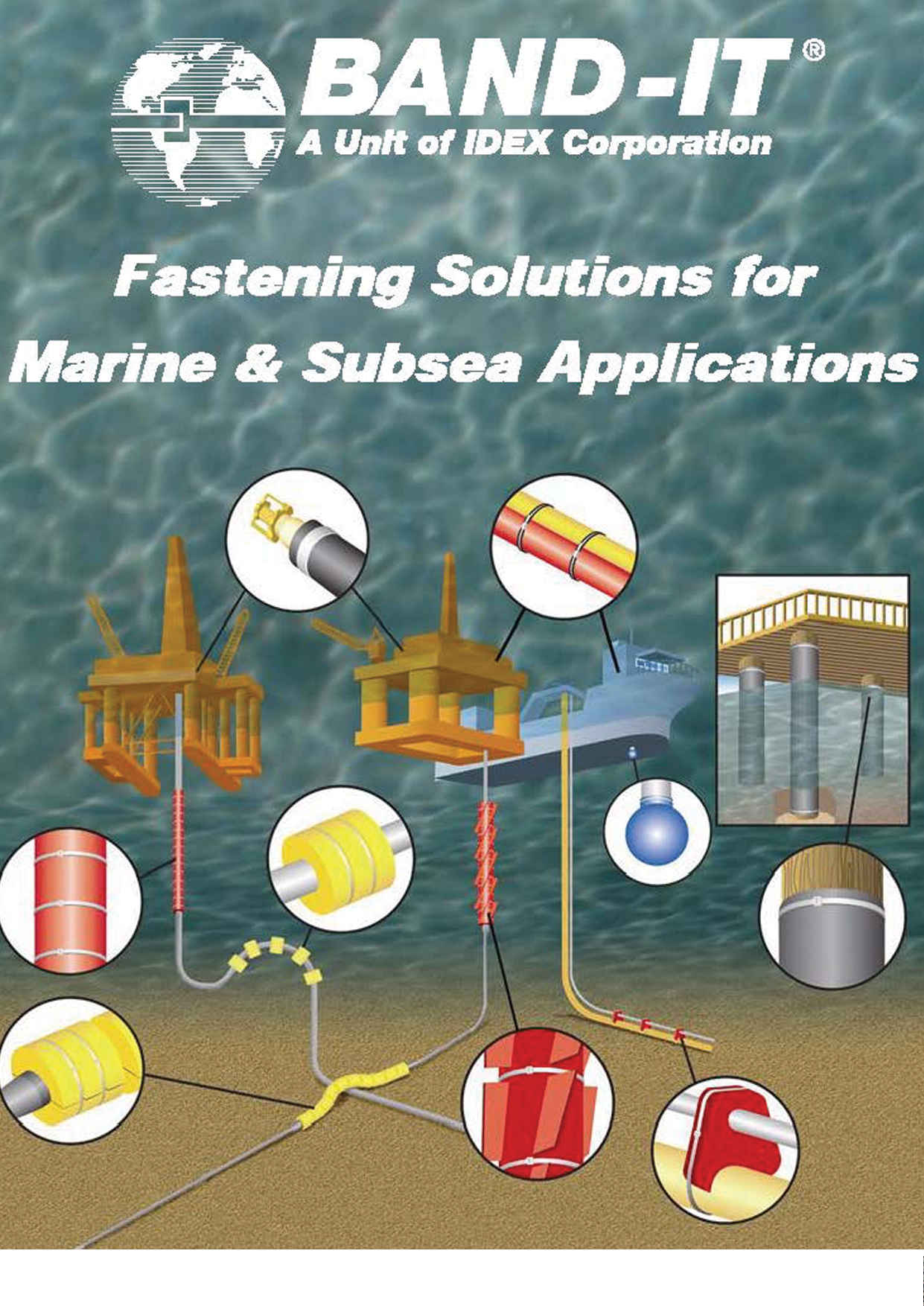 Fastening Solutions for Marine & Subsea Applications