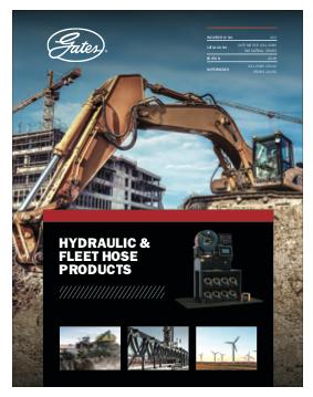 Hydraulic & Fleet Hose Products