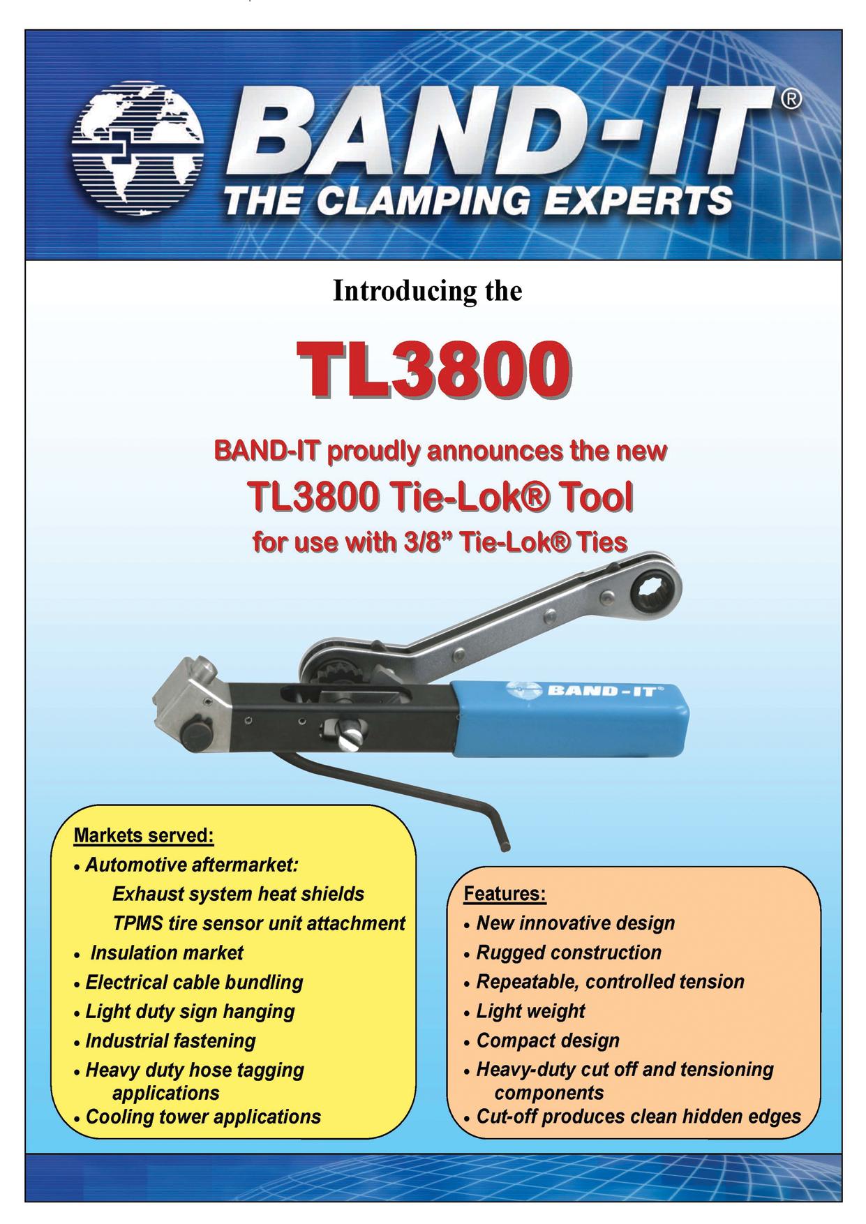 TL3800 Data Sheet