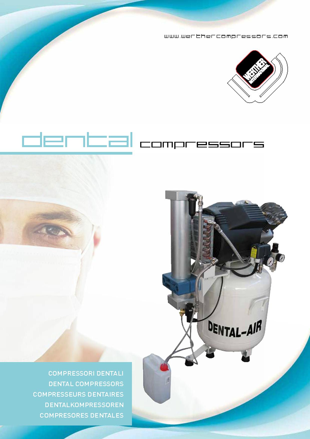 Dental Compressors Catalogue