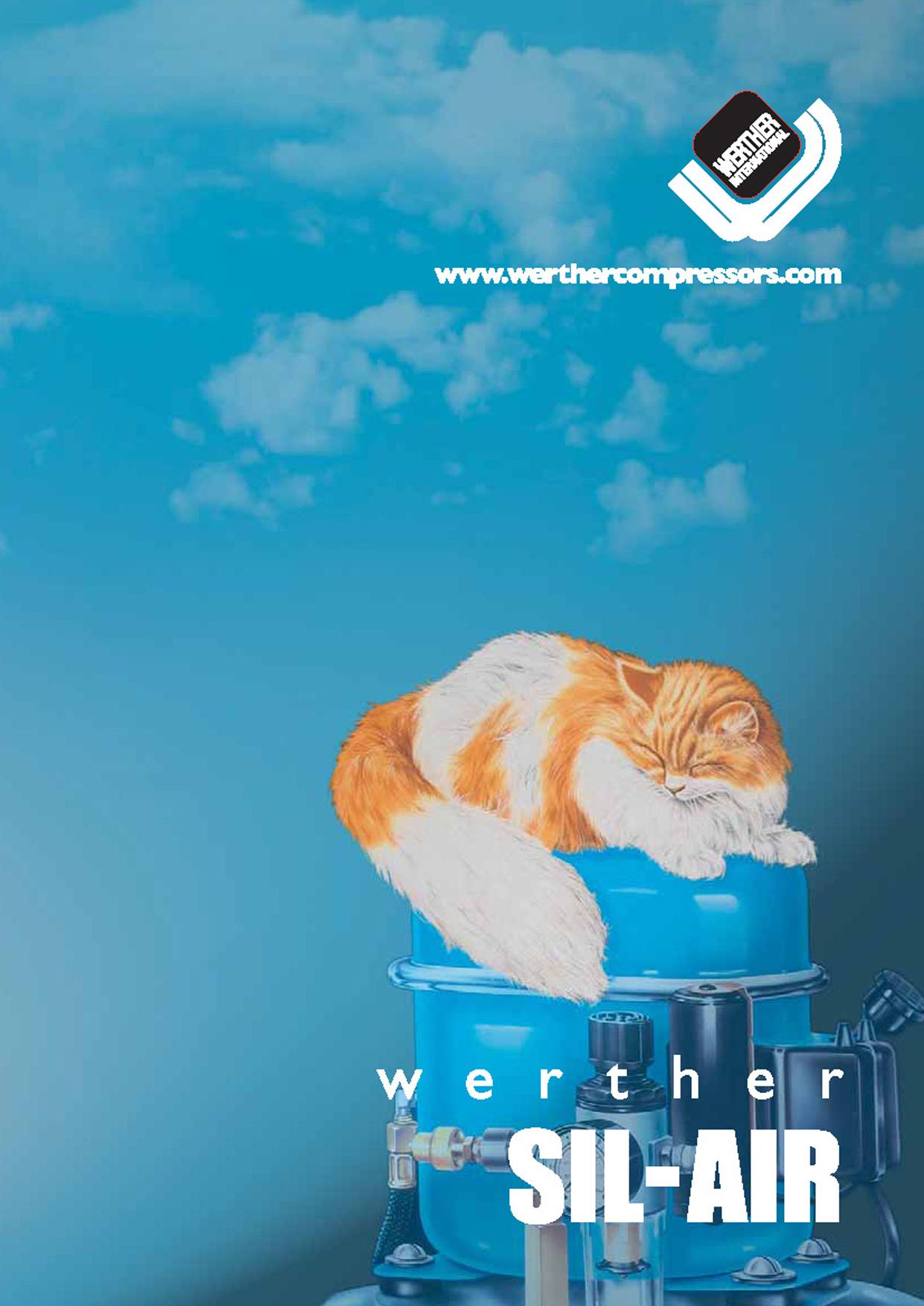 Sil-Air Compressors Catalogue