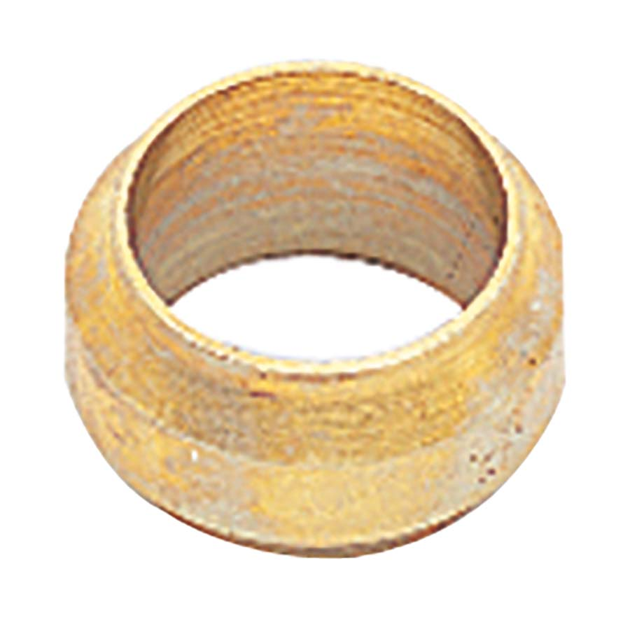 AIGNEP - BRASS OLIVE TUBE OD: 6 mm - Part number A13740-06