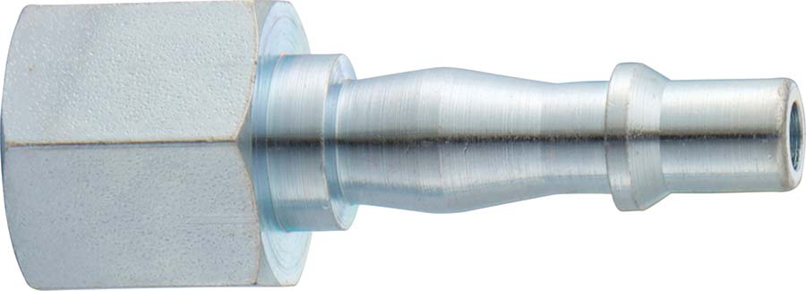 """PCL - PCL STANDARD ADAPTOR - FEMALE THREAD CONNECTION: 1/4"""" BSPP - Part number C102955202"""