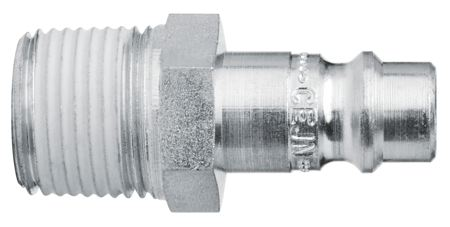 """CEJN - CEJN SERIES 320 - MALE THREAD with Loctite Dry-Seal® CONNECTION: 1/4"""" BSPT - Part number C103205152"""