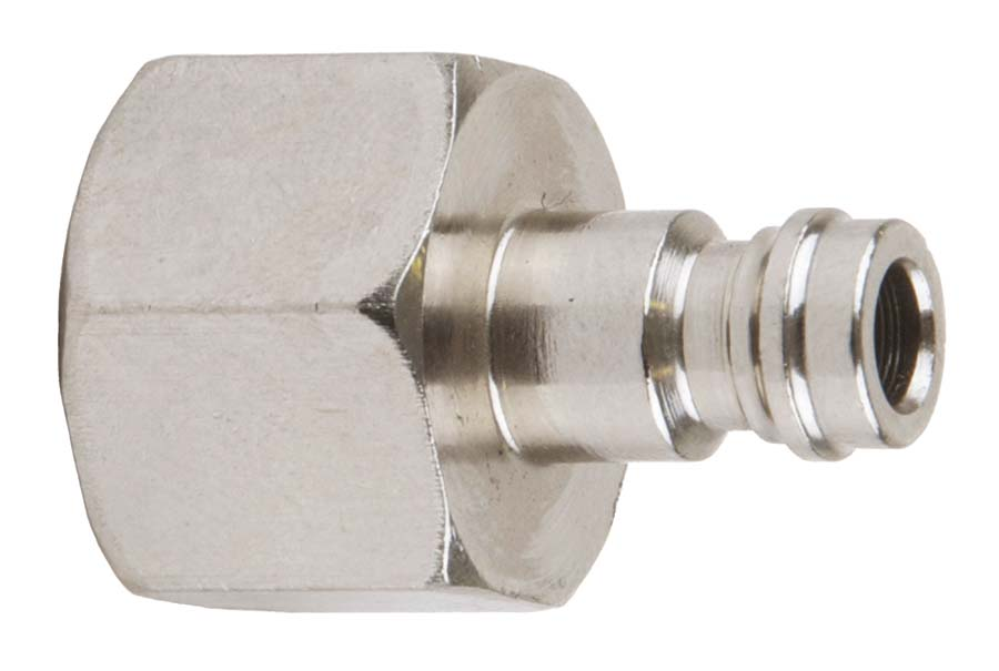 "PARKAIR - PARKAIR SERIES 21 - FEMALE THREAD CONNECTION: 1/4"" BSPP - Part number CP21-5202"