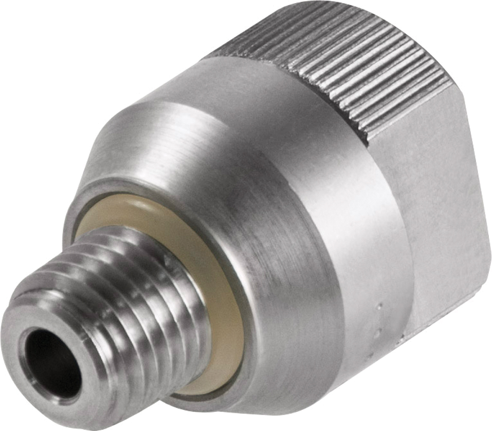 "FASTEST - NON-SWIVEL CONNECTOR - CONNECTS TO / SEALS FEMALE BSPP PORTS CONNECTION: 1/8"" BSPP, TERMINATION (FEMALE): 1/8"" BSPP, PRESSURE RATING: 5000 psi - Part number FASMIT026025X"
