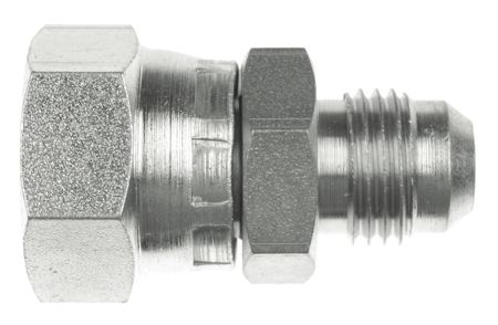 BSPP Male x NPTF Male 1//4 X 1//4 BSP//NPT MALE 316 ST.STEEL Hydraulic Stainless Steel Adaptors and Fittings