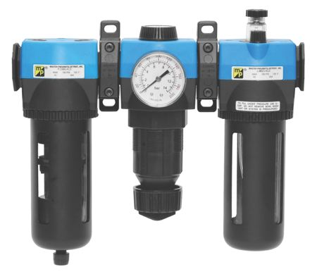 """MASTER PNEUMATIC - SERIES 1AB - AUTOMATIC DRAIN PORT SIZE: G3/8"""" - Part number M-BM1AB1A13"""