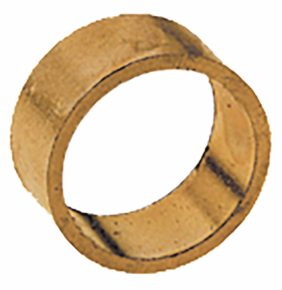 """WADE - COPPER COMPRESSION RING - IMPERIAL TUBE OD: 1/8"""" - Part number W1020"""