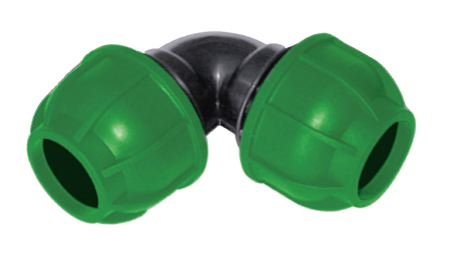 SICOMAT - 90° EQUAL ELBOW PIPE SIZE: 25 mm, PIPE SIZE: 25 mm - Part number rA213025025