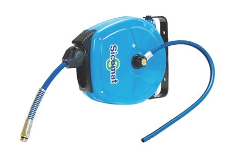 """SICOMAT - R111 SERIES - 20 BAR WORKING PRESSURE LENGTH: 5 m, HOSE ID: 8x11 mm, INLET / OUTLET: Ø8 / 1/4"""" male BSPT - Part number rR111005008"""
