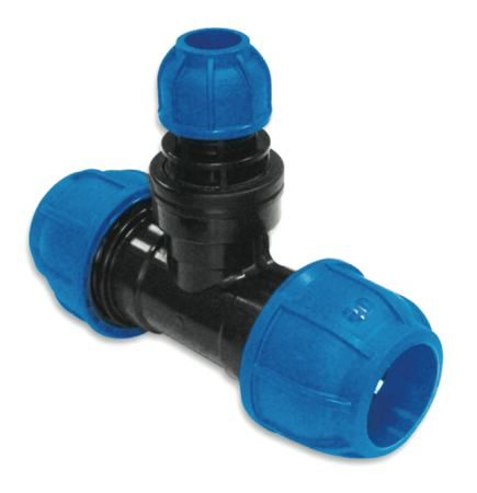 SICOMAT - REDUCING TEE PIPE SIZE: 25 mm, PIPE SIZE: 20 mm, PIPE SIZE: 25 mm - Part number rR217025020