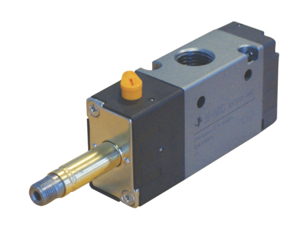 PARKER SOLENOID JUNCTION BOX NORMALLY OPEN COIL OR-23MM