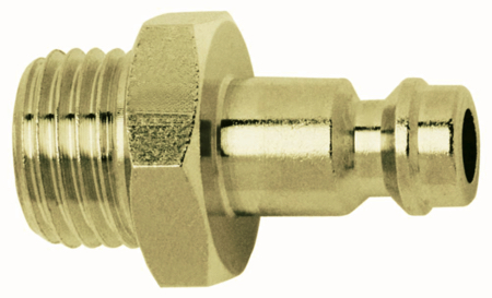 1 x 6mm Quick connect Male Stud Elbow to 1//8 BSPT pneumatic 90° UK Stock