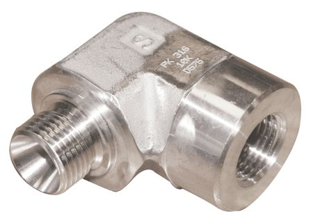 2 Coupler x NPT Female 2 Coupler x NPT Female PT Coupling LD Series Polypropylene Cam and Groove Hose Fitting 90 Degree Elbow